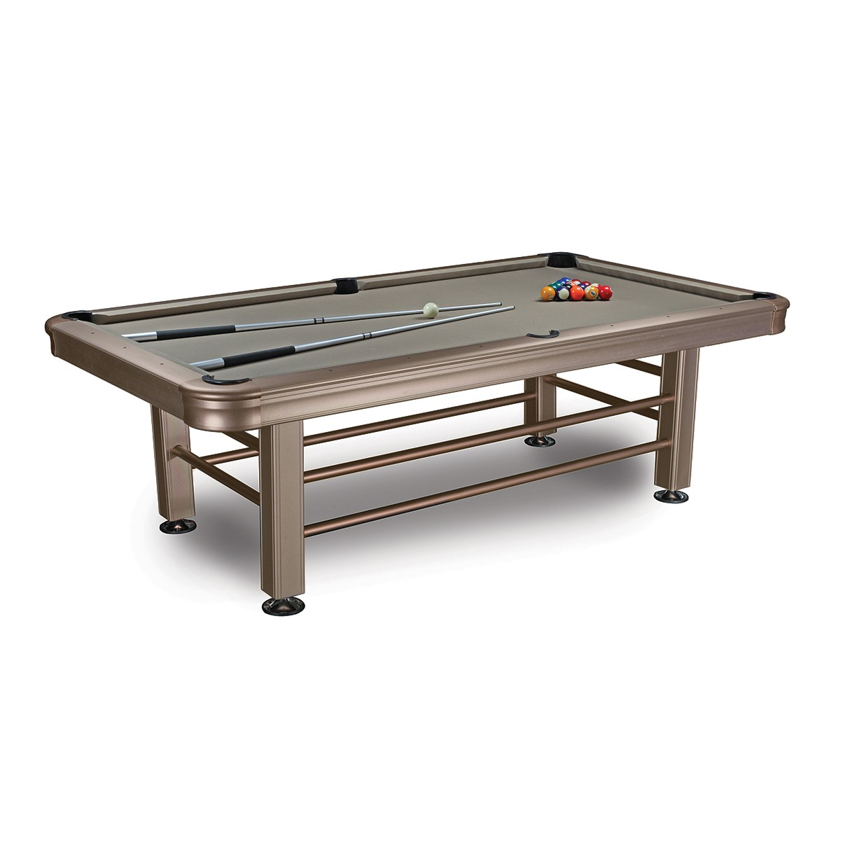 Imperial 8Ft Outdoor Pool Table