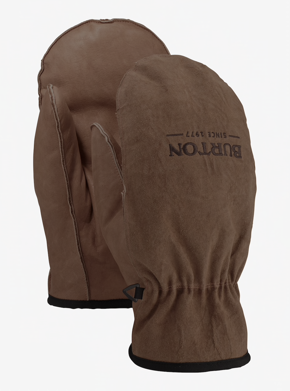 2019 Work Horse Leather Mitten - Brown Cow