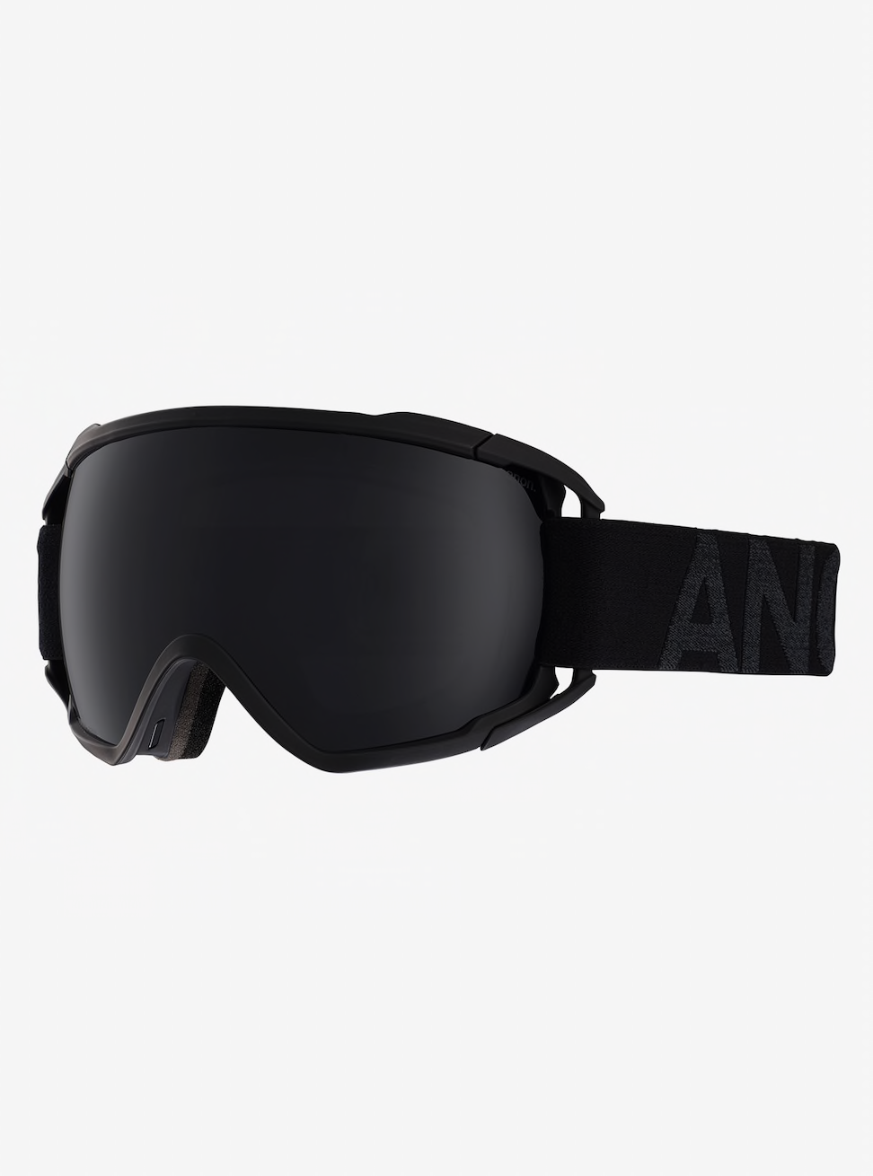 2019 Anon Circuit Goggle - Black