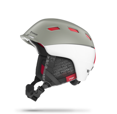 Marker Ampire MAP Helmet - Off White (Women)