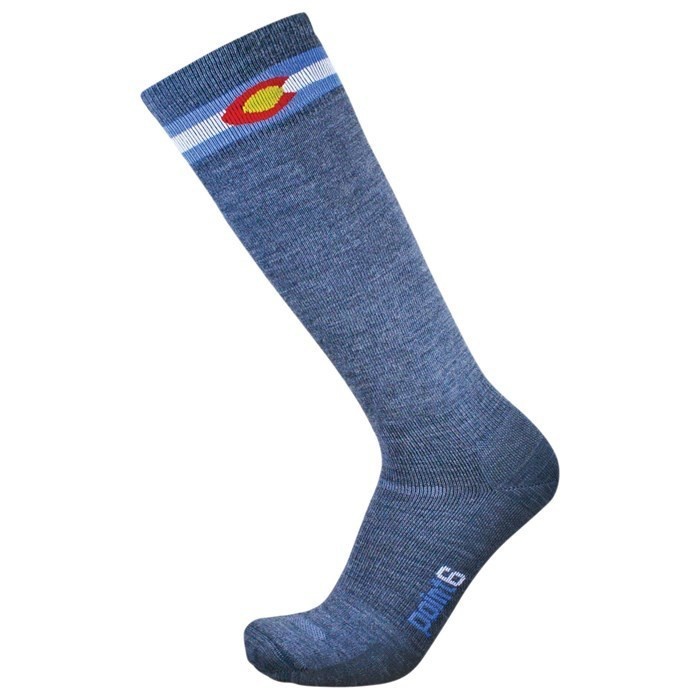 Coolrado Sky High Ultra Light Ski Sock