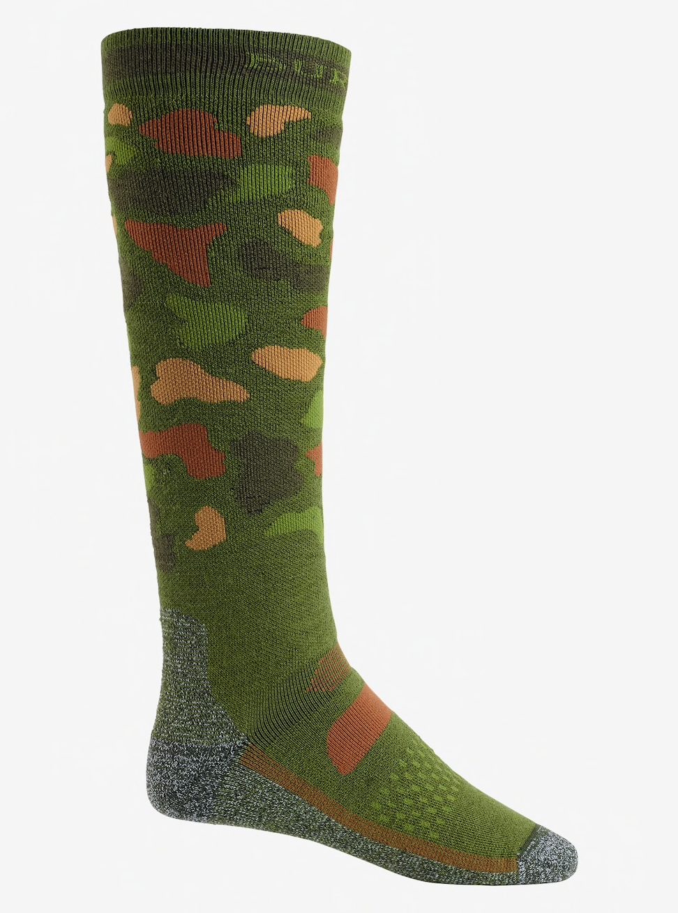 2019 Burton Performance Midweight Sock - Forest Duck