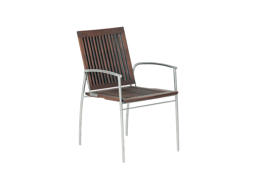 Kaffe Bistro Stacking Chair