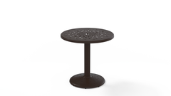 30″ Round Dining Height Table