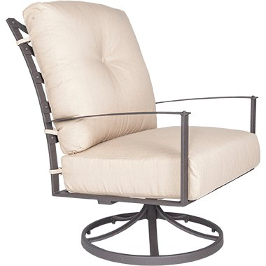 Ridgewood Swivel Rocker Lounge Chair