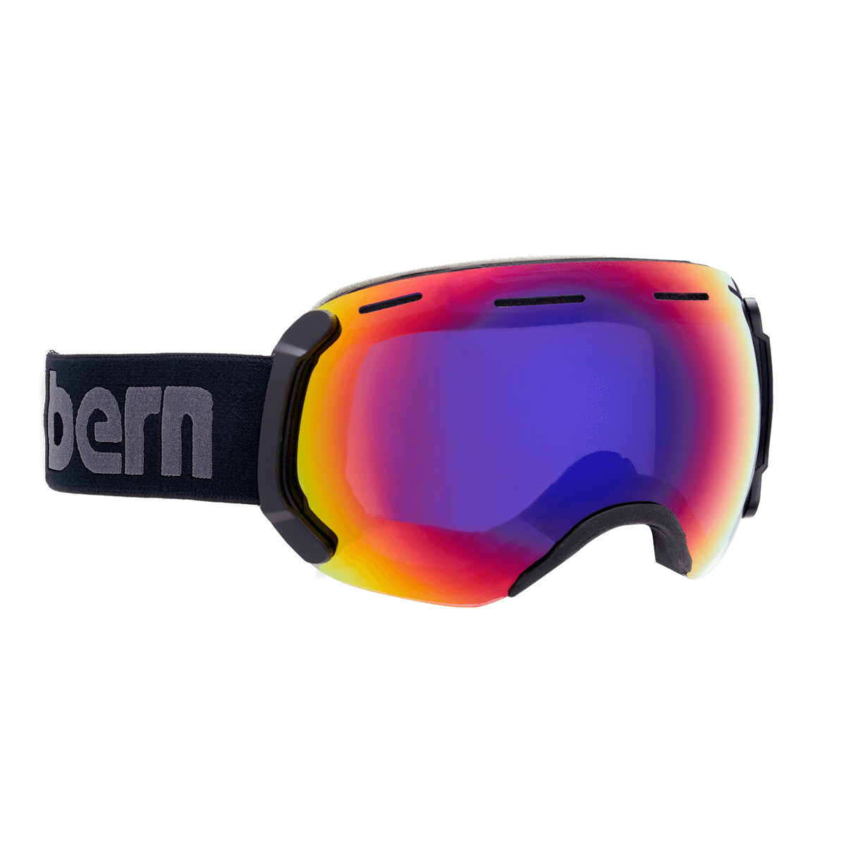 Bern Eastwood Large Frame Goggle - Black