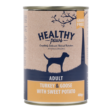 Turkey & Goose (Wet) can 400g Single