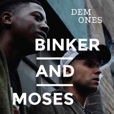 Binker and Moses - Vinyl LP