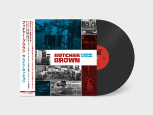 Butcher Brown - Japanese Edition Vinyl LP