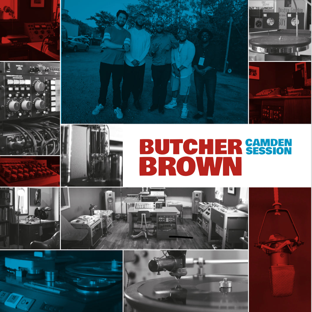 Butcher Brown - CD