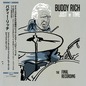Buddy Rich - Japanese Edition Deluxe 3 x Vinyl LP (pre-order)