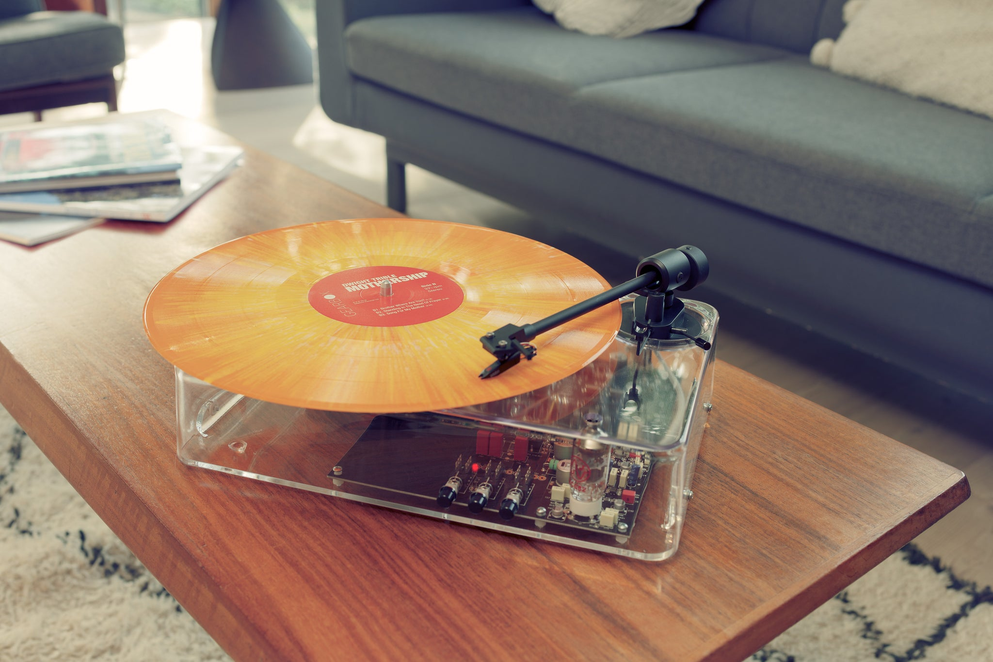 Gearbox Automatic Turntable Mkii Gearbox Records