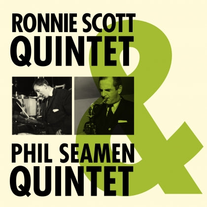 Ronnie Scott/Phil Seamen - Vinyl LP