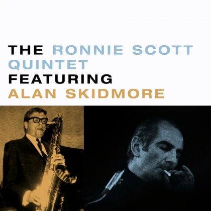 Ronnie Scott Quintet featuring Alan Skidmore - Vinyl LP