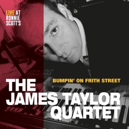 James Taylor Quartet - Vinyl LP