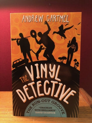 Andrew Cartmel - The Vinyl Detective: The Run-Out Groove (Vinyl Detective 2)