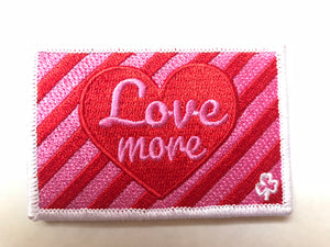 Love More Bub Patch