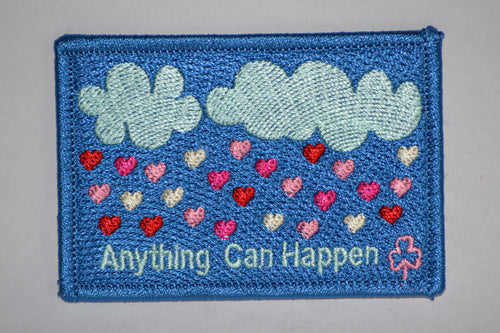 Anything Can Happen Patch