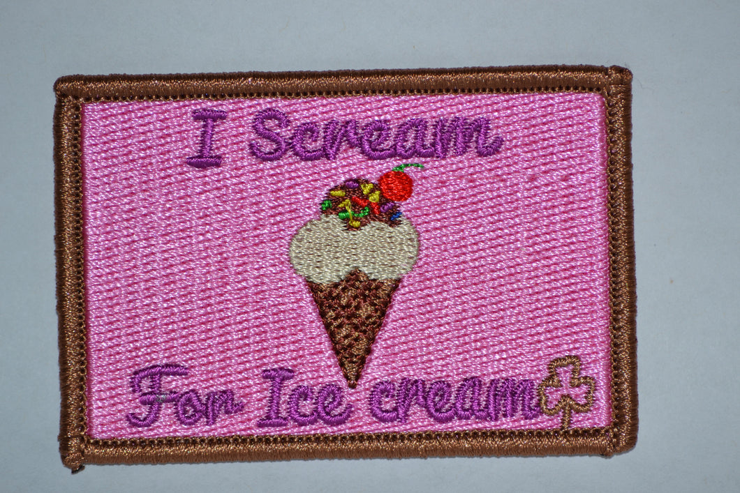 Ice Cream Patch