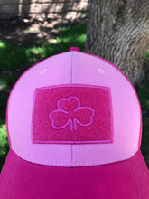 Pink and Pink Cap