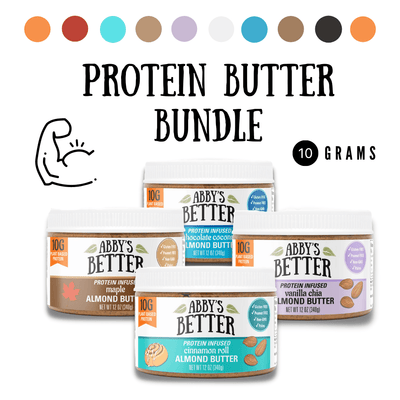 Protein Butter Bundle