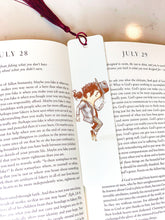 King Of Nuts Bookmark