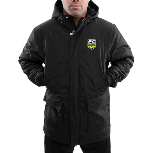 FC Union Parka - Black