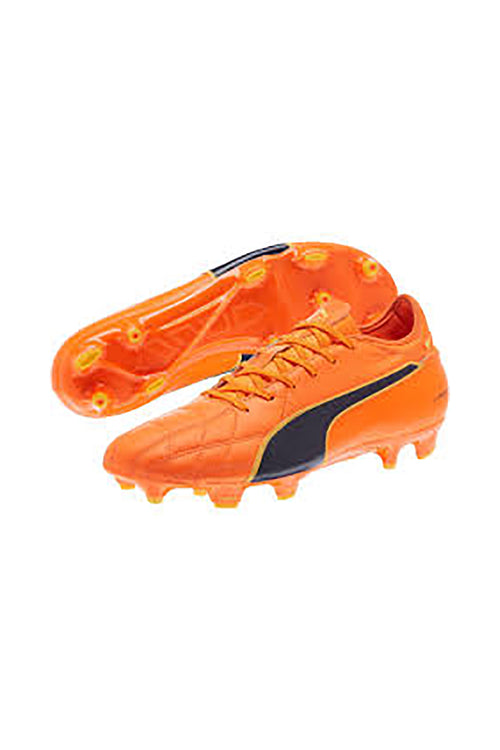 EvoTOUCH 3 Leather FG-Orange