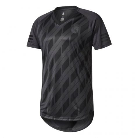 Men's Real Madrid SSP Tee-Black