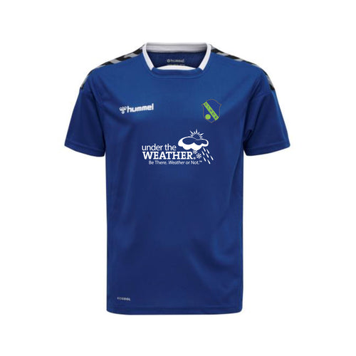 Ginga Game Jersey - True Blue