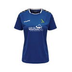 Ginga Women's Game Jersey - True Blue