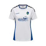 Ginga Women's Game Jersey - White