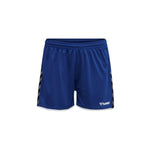 Ginga Women's Game Short - True Blue