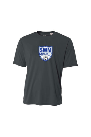 SWM Cooling SS Tee - Grey