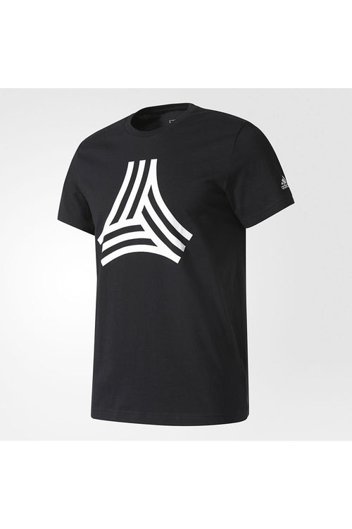Men's Tango Cage Graphic Tee-Black