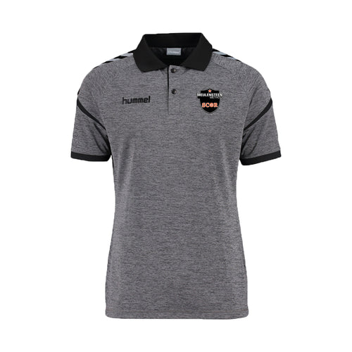 SCOR Charge Polo - Grey