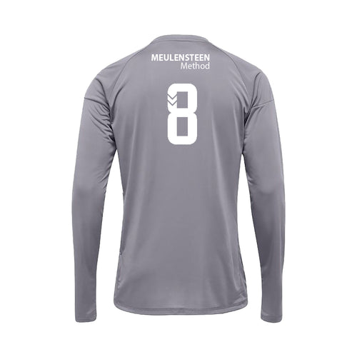 SCOR DA LS Game Jersey - Grey