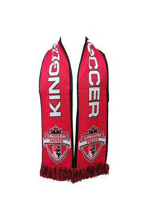 Kingdom Supporters Scarf - Red