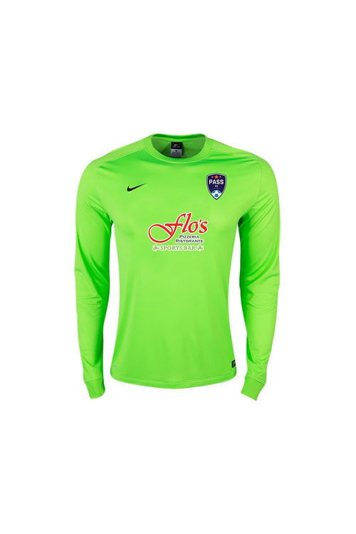 PASS DA Goalie Jersey - Green