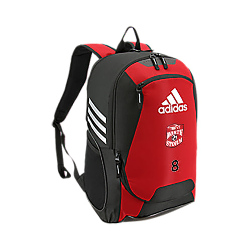 TBAYS Team Backpack - Red
