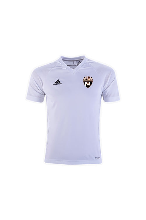 Strikers Game Jersey - White