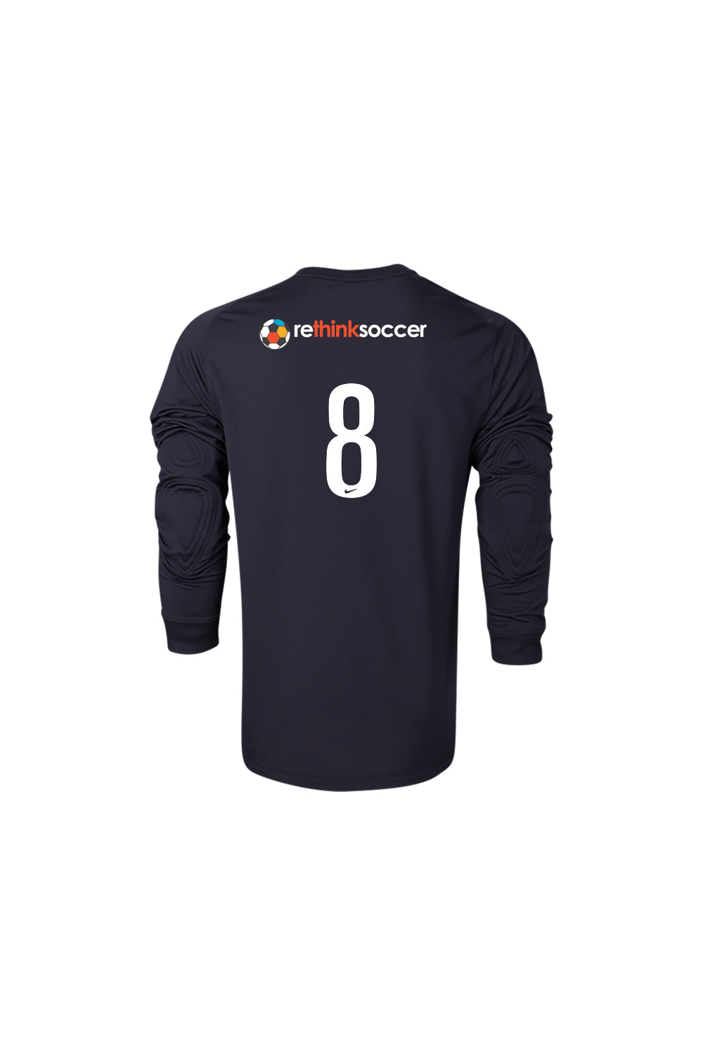 47270dfeb Kingdom Premier Goalie Jersey - Black – Gazelle Sports Soccer