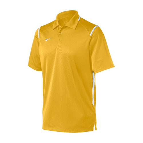 Nike Gameday SS Polo-GLD
