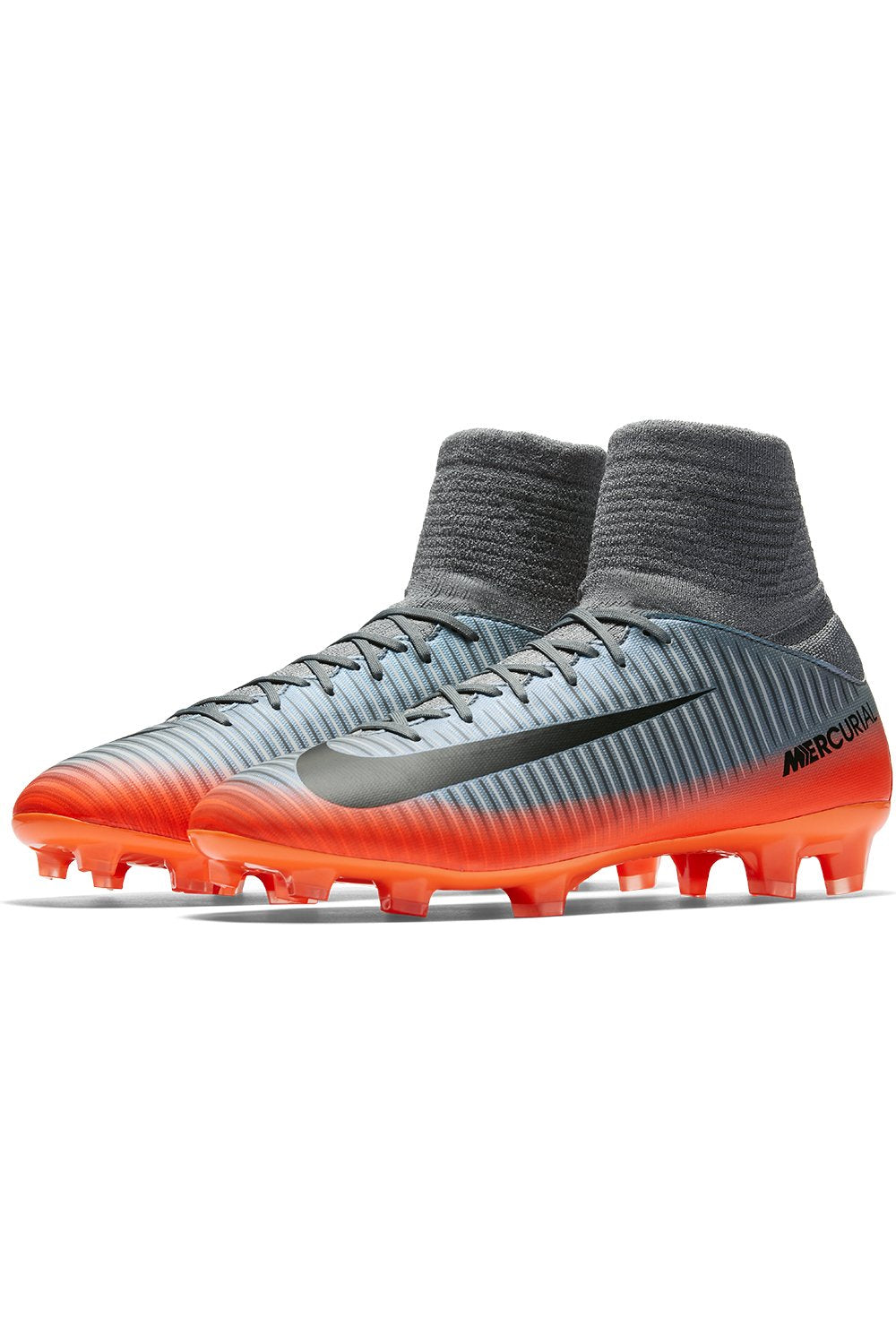 Youth Mercurial Superfly V CR7 FG by Nike at Gazelle Sports ... f2e1dfc036