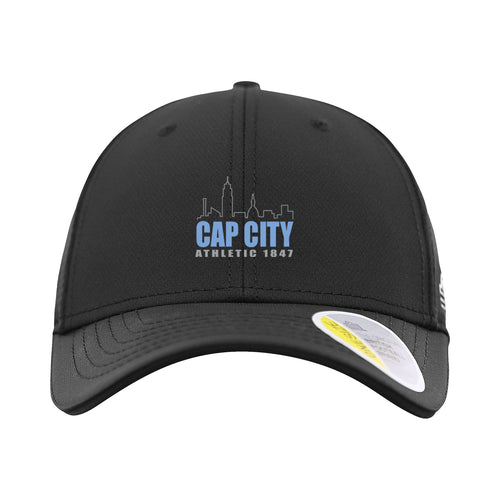 Cap City Sideline Ball Cap - Black