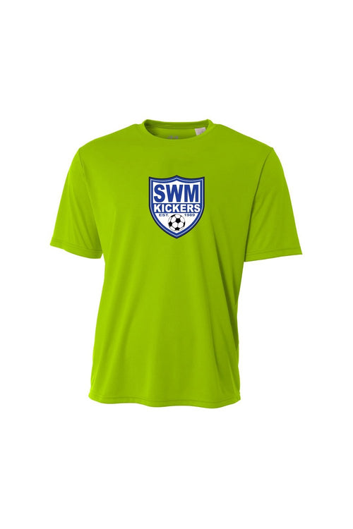 SWM Cooling SS Tee - Lime