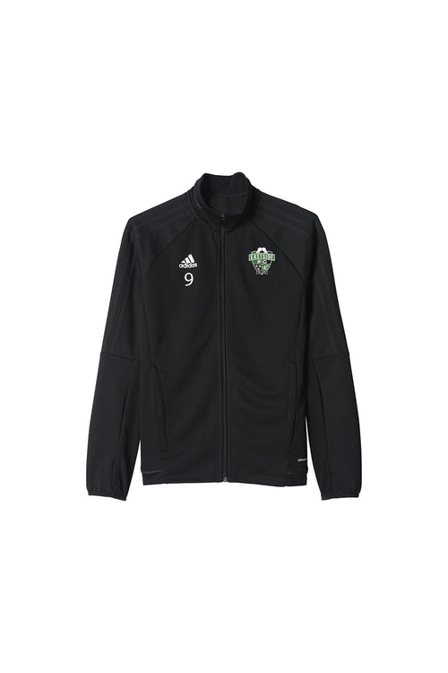 Eastside FC Training Jacket - Black