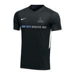 Cap City Game Jersey - Black