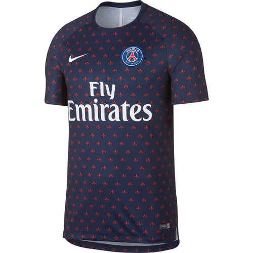 Men's PSG SS Squadra Top GX2