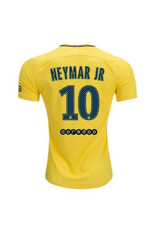 Youth Neymar PSG Away Jersey